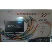 Televisor Smart Tv 32 Nuevo Sistema Operativo Android Royal