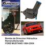 Bomba De Direccion Hidraulica / Licuadora Ford Mustang 2000