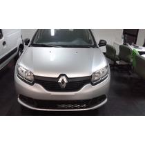 Sandero Expression Renault 20.000 Anticipo Y Cuotas!(e.a)