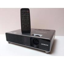 Projetor Hitachi Cp-x253 Com Controle Remoto