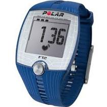 Reloj Polar Ft2 Azul Para Fitness Gym Envio Gratis