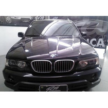 Bmw X5 4.4 V8 32v Blindado 2003/2003