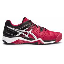 Tenis Asics Gel Resolution 6 Super Comodos Tennis 2016 Nike