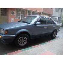Mazda 323 Ns - Motor 1296 - Modelo 1987 Azul Pacifico Se