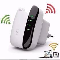 Repetidor Extensor Wifi Amplificador Sinal Wifi Wireless N
