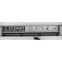 Amplificador Crown Macro Tech 1202