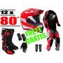 Comprar Kit Motocross Protork (bota Motocross Fox)