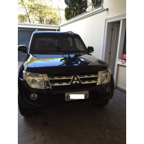 Pajero Full Hpe 3.8 2014 Blindada Nivel 3 Top Line