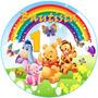 Kit Imprimible Winnie Pooh Babys Y Amigos Candy Bar