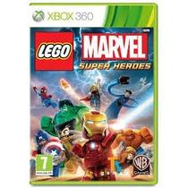 Lego Marvel Super Heroes Xbox 360 Lacrado