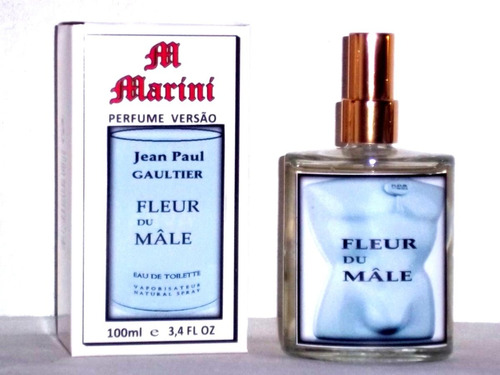 adb2b34645761 Perfume Versão fragrância Fleur Du Male 100ml Importado Mas. - R  75,00 em  Mercado Livre