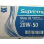 Aceite Chevron 20w-50 Altokmtrage Caja De 12 Litros