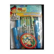 Disney Jr \ Jake Y Los Piratas De Nunca Jamás\ Party Favor