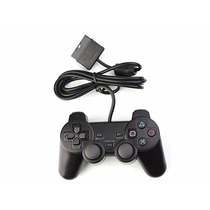 Games Controle Manete Dual Shock Playstation 2
