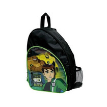 Morral Mediano Con Cooler Ben 10 Original