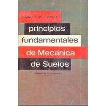 Principios Fundamentales De Mecánica De Suelos - Pdf