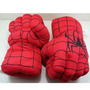 Puños Spiderman Hombre Araña Gigantes X 2 V Crespo