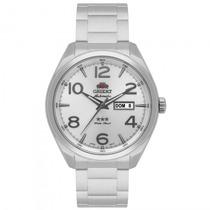 Relógio Orient 469ss062 S2sx Automatic Prata Mascu- Refinado