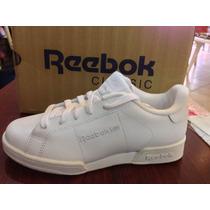 Zapatos Reebok Clasicos Originales Casuales Corte Bajo 2016