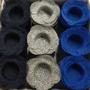 Az Marinho / Azul/ Prateado