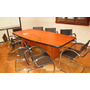 Mesa De Reunion Novo Para Oficina - Conferencias - Reuniones
