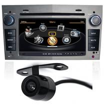 Multimídia Vectra Corsa Meriva Gps Tv Top De Linha S100 12x