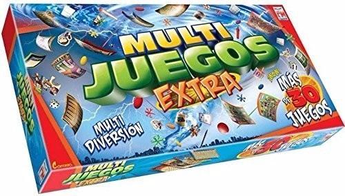 Juego De Mesa Multi Juegos Extra Fotorama 299 00 En Mercado Libre