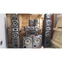 Equipo De Sonido Sony Muteki Str-km5000