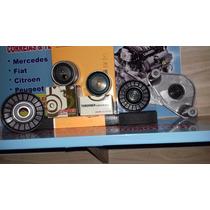 Kit Correia Dentada + Alt. Acessorios Hyundai Tucson 2.7 V6