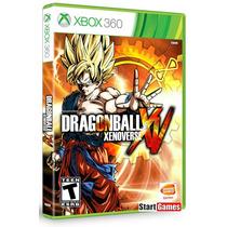 :: Dragon Ball: Xenoverse ::. Para Xbox 360 En Start Games