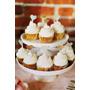Docena De Cupcakes Muffins Caseros Y Grandes! Mesa Dulce