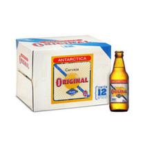 Cerveja Original Caixa Com 12 Unidades De 300ml