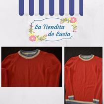 Sweater Tejido Unisex