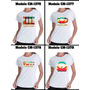 Camisetas Adulto Infantil Baby Look Personalizada South Park