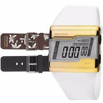 Relógio Mormaii Feminino Acquarela Troca Pulseiras Fza/n8m
