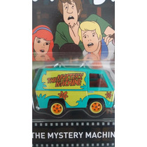 Hot Wheels Retro - The Mystery Machine 2016 Llantas De Goma