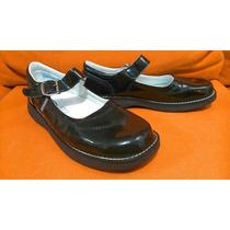 Zapatos Mary-janes Pecosita No. 25.5 Dama O Niña Como Nuevos