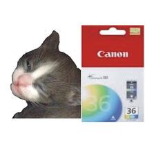 1511b020 Canon 36 Tinta Color 100% Original
