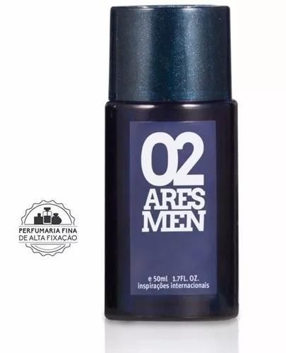98d9f42becfbc Perfume Ares Inspirado Kouros  Armani Code  Le Male Promoçao - R  66,00 em  Mercado Livre