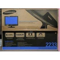 Monitor Samsung Lcd 22¨ Mod. 2233