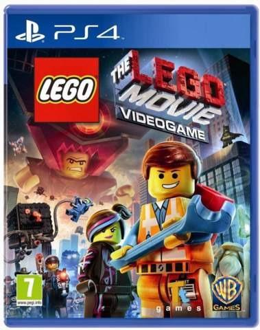 Juego Lego Movie Para Ps4 Nuevo 19 900 En Mercado Libre