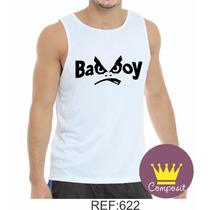 Regata Camisa Bady Boy Mma Spot Venum Fight Ufc Academia