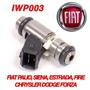 Inyector Fiat Palio, Siena, Strada, Forza Iwp 003 Aro Blanco