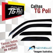 Calha De Chuva Uno/elba 97/05 4p Tg Poli