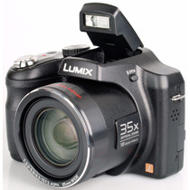 Camera Digital 16,1mp - Panasonic Lumix Lz30, Zoom 35x