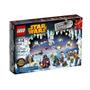 Lego Star Wars Calendario Navideño Con 24 Figuras 75056