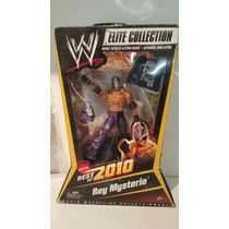 Wwe Mattel Elite Serie The Best 2010 Rey Mysterio