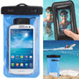 20pz Funda Contra Agua Celulares Sumergible Iphone Samsung
