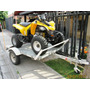 Cuatrimoto Brp Can Am 250 Ds + Carro Arrastre