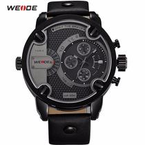 Relógio Weide Sports Oversize Estilo Diesel
